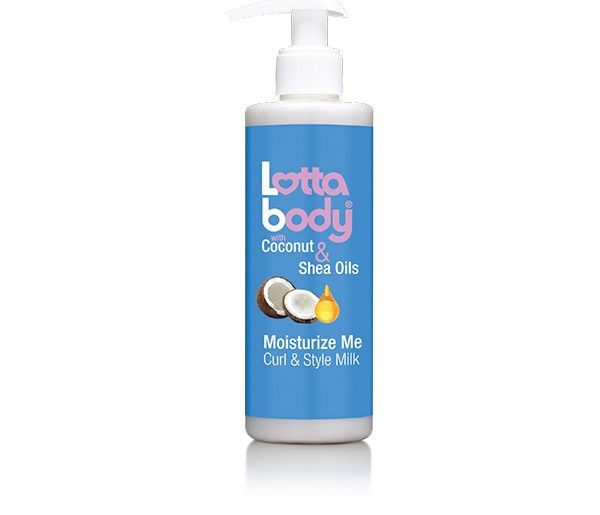 Product Review #12: Moisturize Me Curl & Style Milk by Lottabody