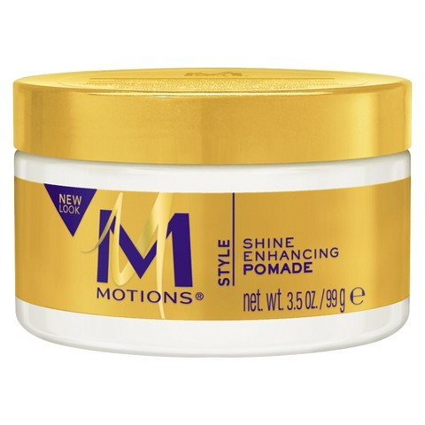 Product Review: Shine Enhancing Pomade by Motions