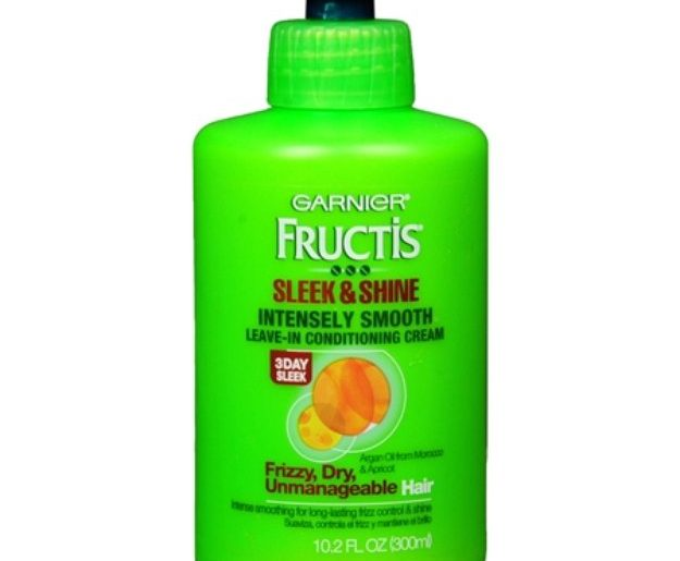 Product Review: Leave-In Conditioner & Butter Cream Treatment by Garnier Fructis