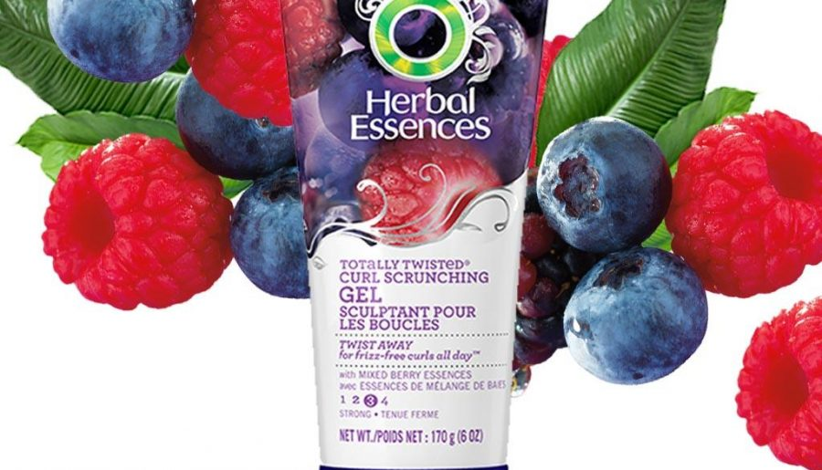 Product Review: Herbal Essence Totally Twisted Curl Scrunching Gel