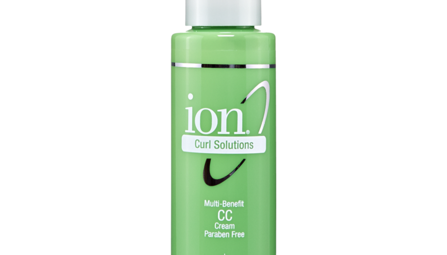 Product Review: Ion Curl Correction Cream